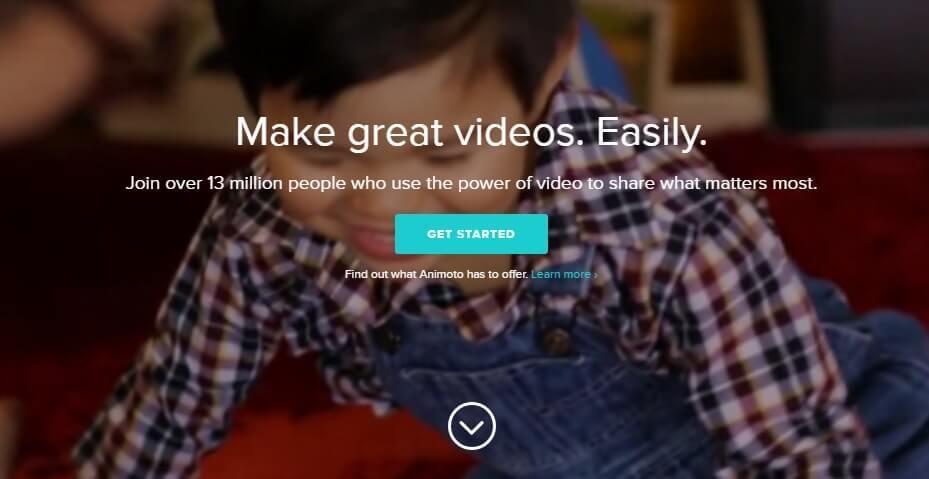 Ứng dụng ghép ảnh thành video online