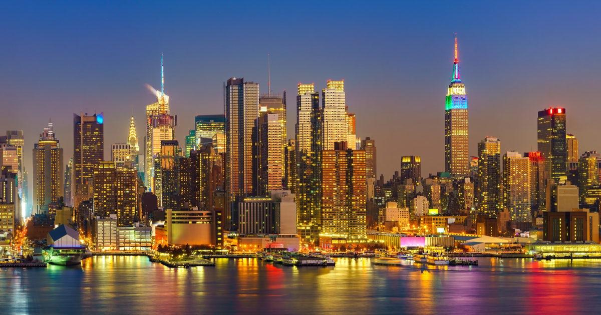 hình ảnh thành phố New York