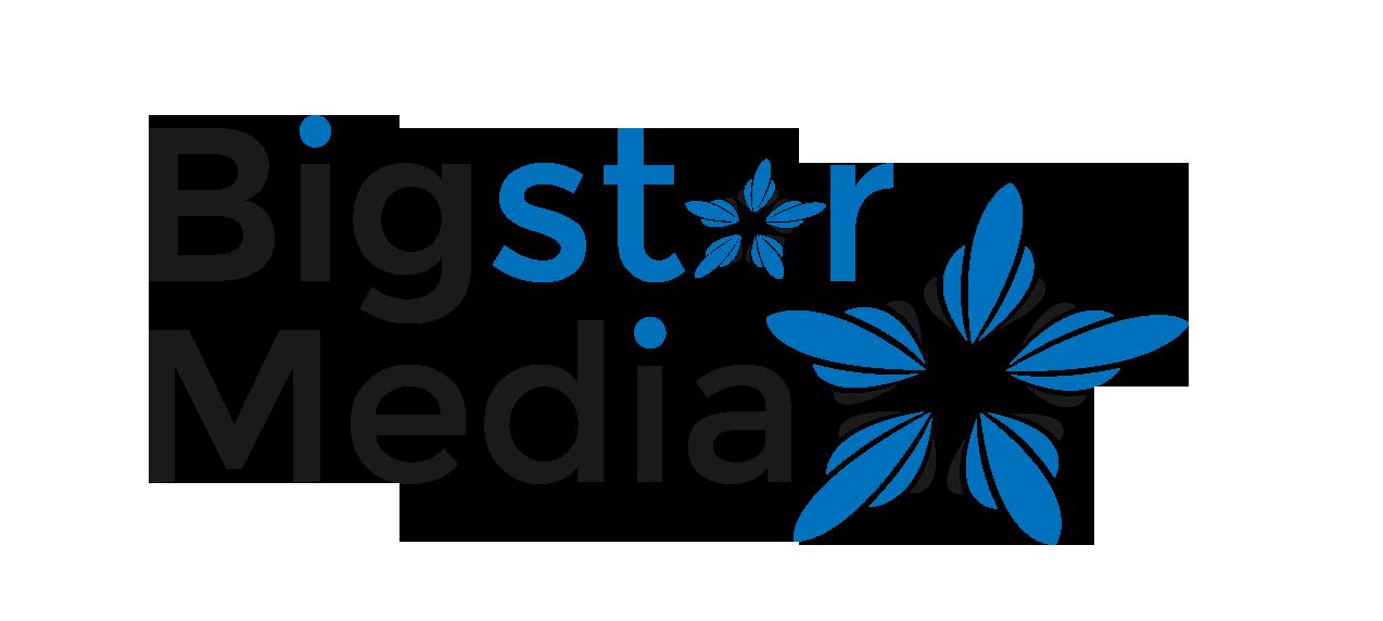 Logo công ty Bigstarmedia