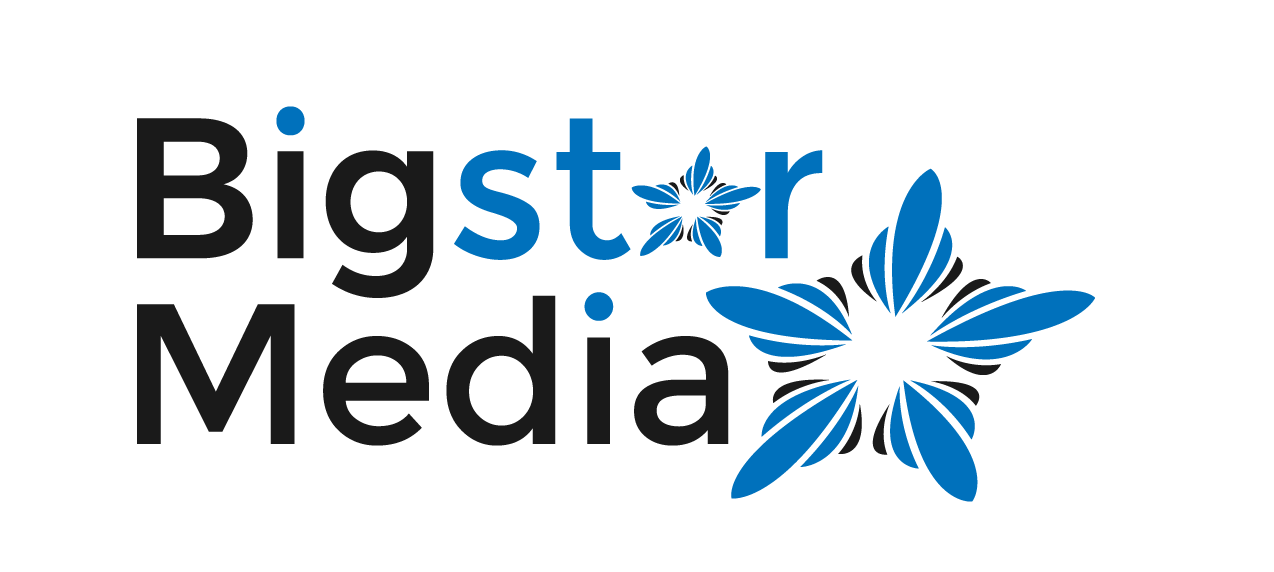 Logo công ty Bigstarmedia.vn