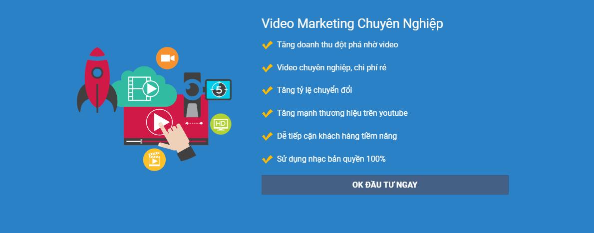 Hiệu quả của hình thức video quảng cáo mang lại