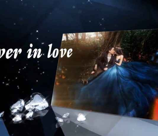 Hình ảnh Style Producer Diamonds Sparkle Album Wedding