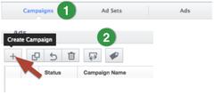 Tạo chiến dịch quảng cáo trên facebook