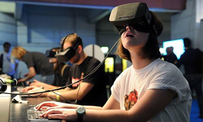 Ứng dụng công nghệ thực tế ảo vào giáo dục