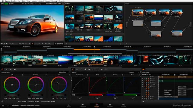Phần mềm làm video quảng cáo