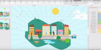 Tạo chuyển động animation trên powerpoint