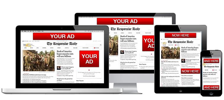 Hình thức quảng cáo Display ads