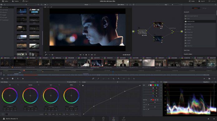 Phần mềm DaVinci Resolve Studio