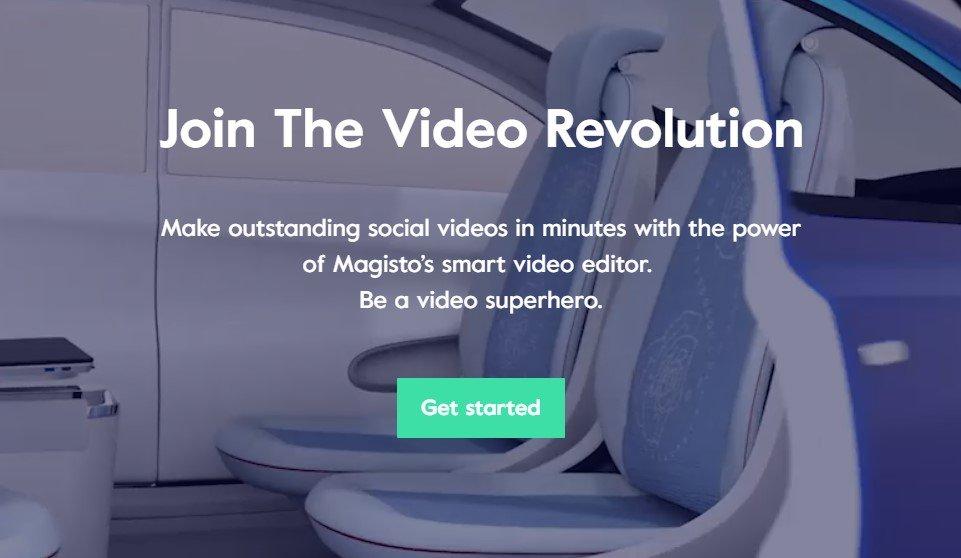 Ứng dụng magisto
