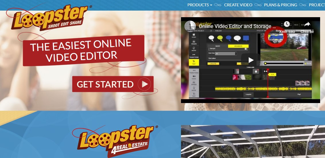 website tao video online loopster