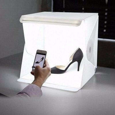 hộp chụp ảnh và quay video
